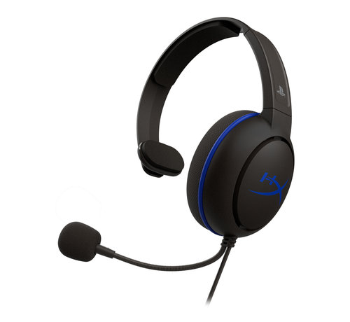HyperX Cloud Chat Headset - Blauw kopen