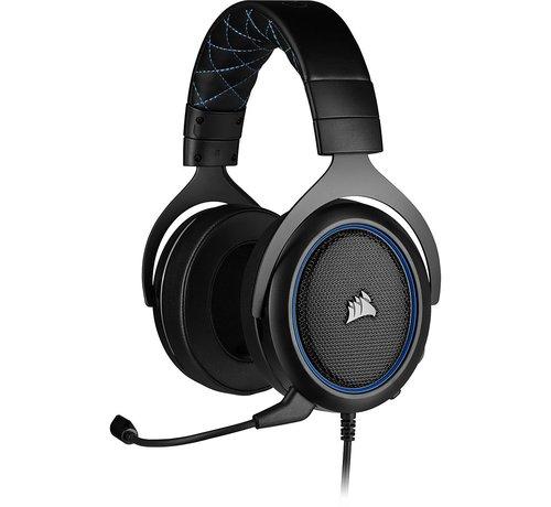 Corsair HS50 Pro Stereo Gaming Headset - Blauw