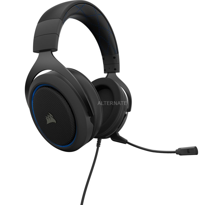 HS50 Pro Stereo Gaming Headset - Blauw