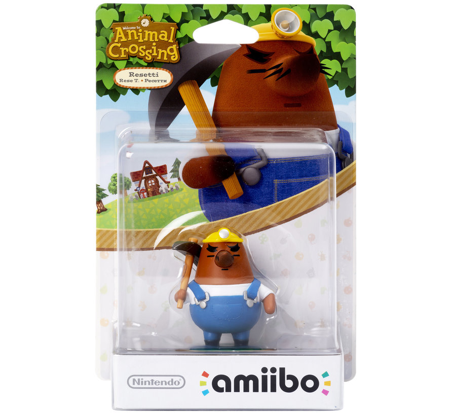 Resetti (Animal Crossing)
