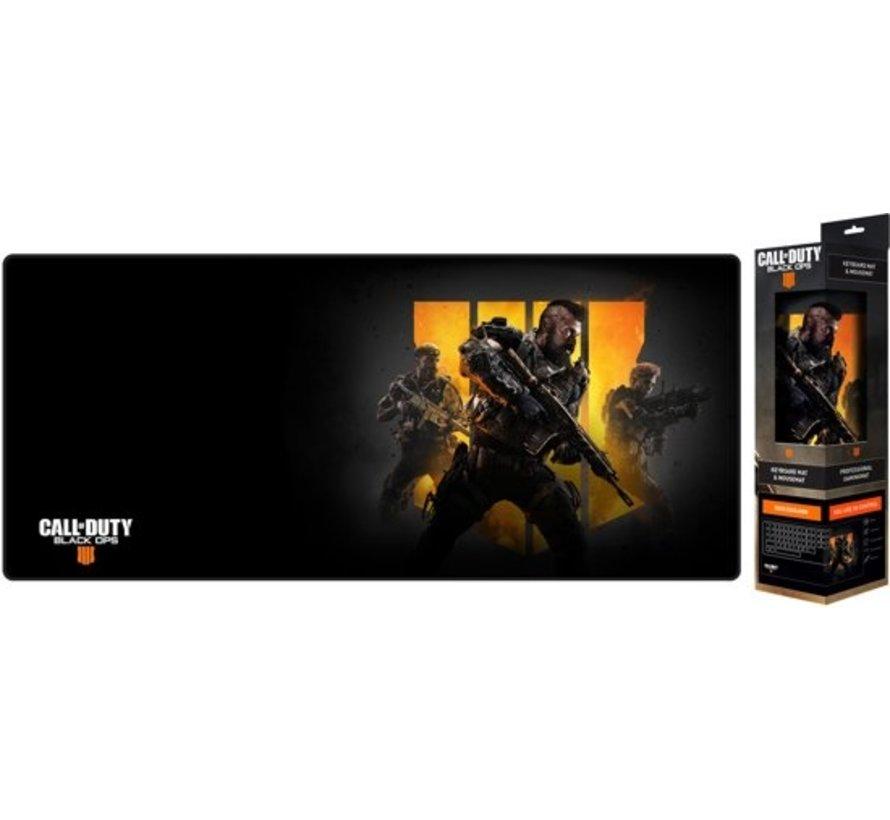 Call of Duty: Black Ops 4 Gaming Muismat - Zwart kopen