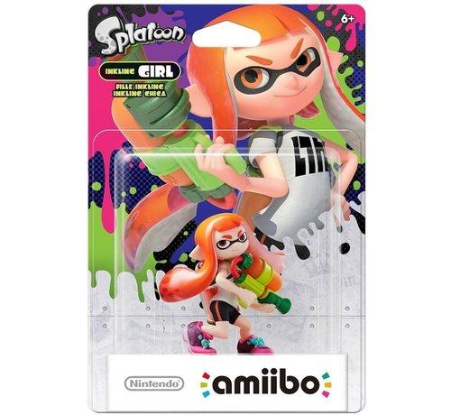 Nintendo Inkling Girl (Splatoon)