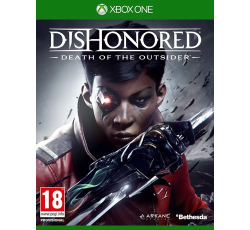 Bethesda Dishonored: Death of the Outsider kopen