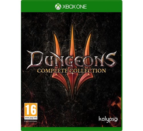 Kalypso Media Dungeons 3 - Complete Edition