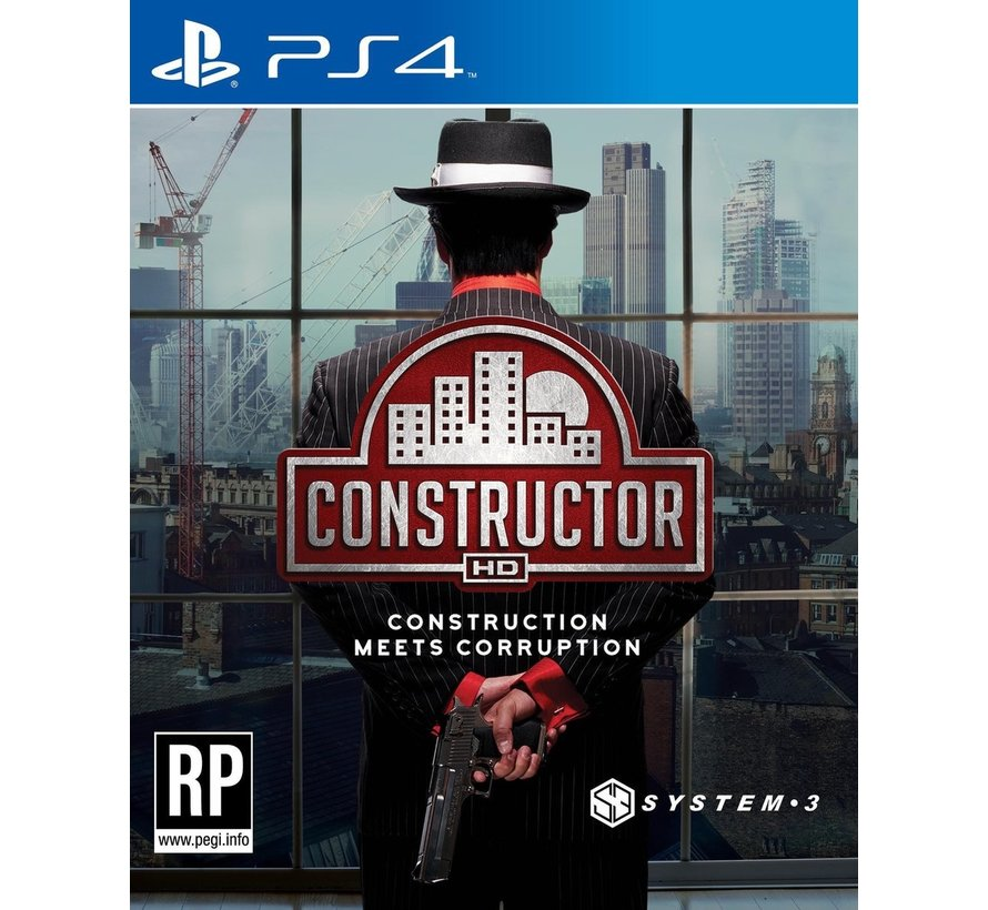 Constructor HD kopen