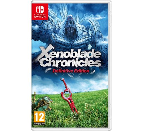 Nintendo Xenoblade Chronicles: Definitive Edition