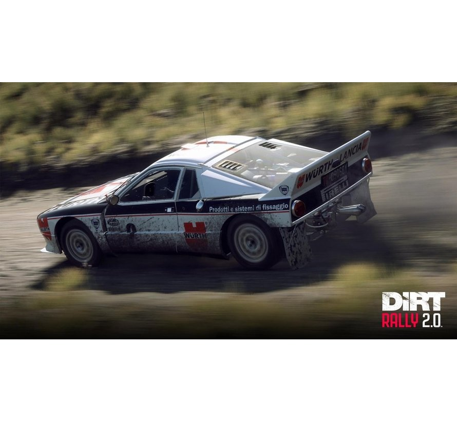 DiRT Rally 2.0 Game of the Year Edition incl. Colin McRae FLATOUTPack