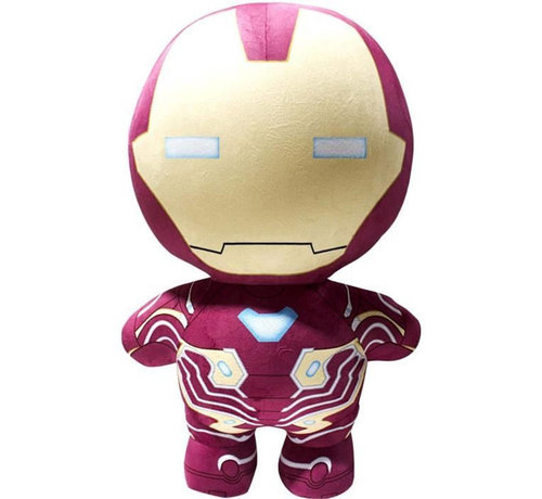 Inflate-A-Heroes Opblaasbare Knuffel / Pluche - Marvel - Iron Man (78cm)