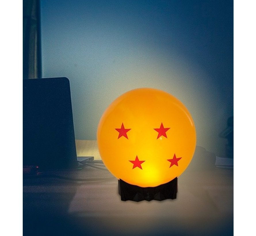 Lamp - Dragon Ball - 4-Star Dragonball