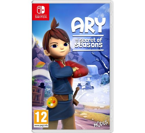 Mindscape Ary and the Secret of Seasons