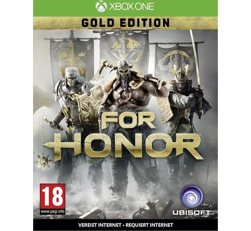 Ubisoft For Honor - Gold Edition