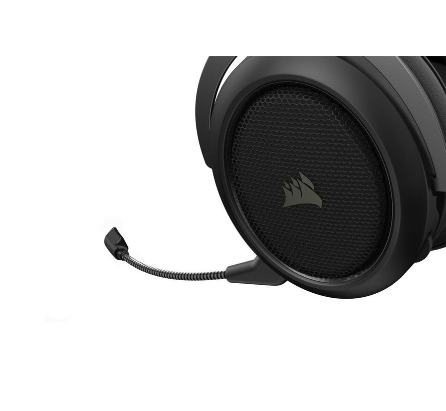 Draadloze HS70 Pro Gaming Headset - Carbon