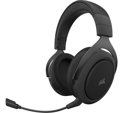 Corsair Draadloze HS70 Pro Gaming Headset - Carbon