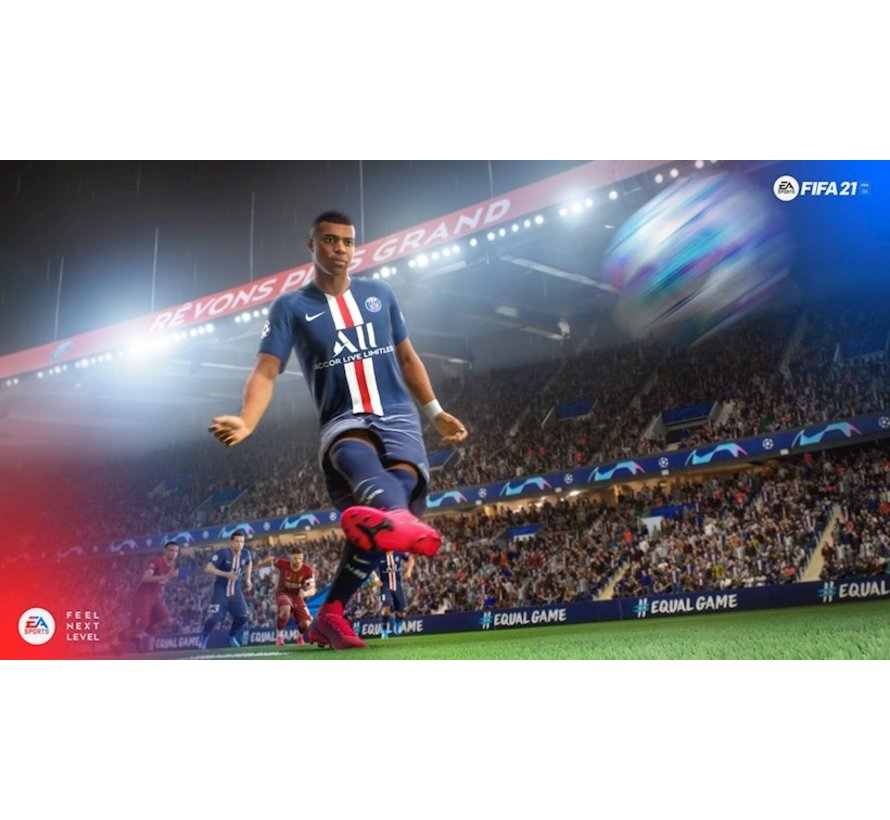 FIFA 21 – (Champions edition, NL only)