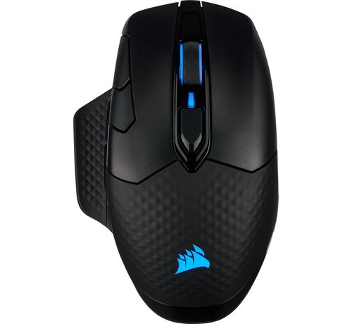 Corsair Draadloze Dark Core RGB Pro SE Gaming Muis
