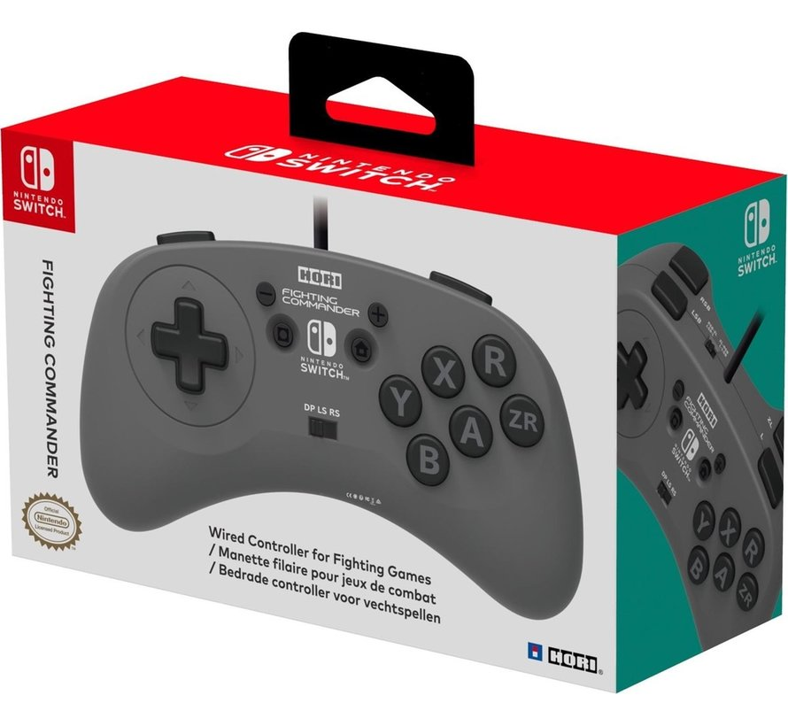 Fighting Commander Switch Controller