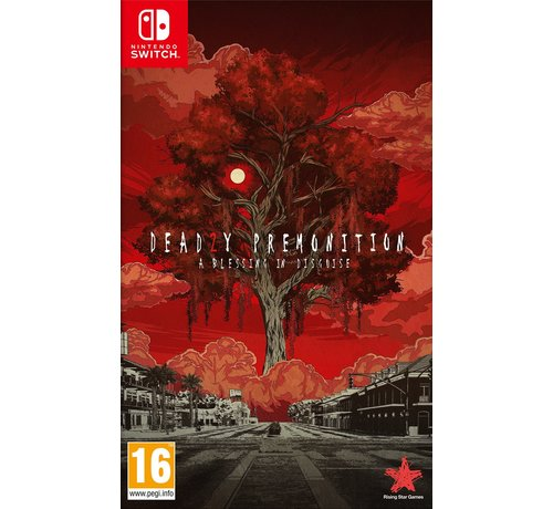Rising Star Deadly Premonition 2: A Blessing in Disguise (Nintendo Switch)