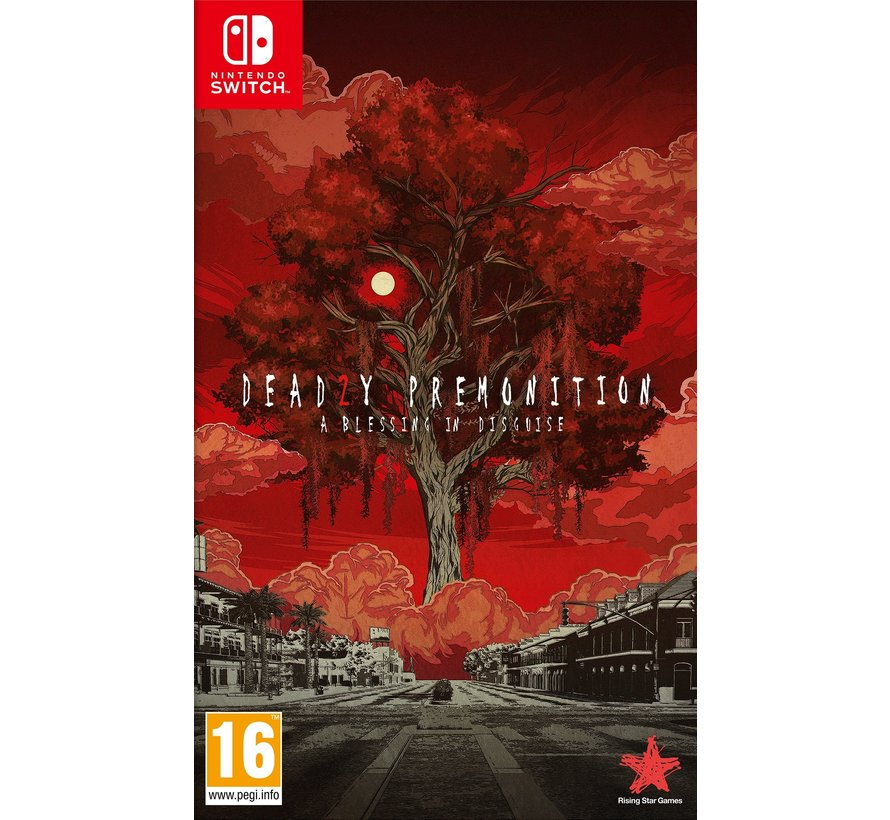 Deadly Premonition 2: A Blessing in Disguise (Nintendo Switch) kopen