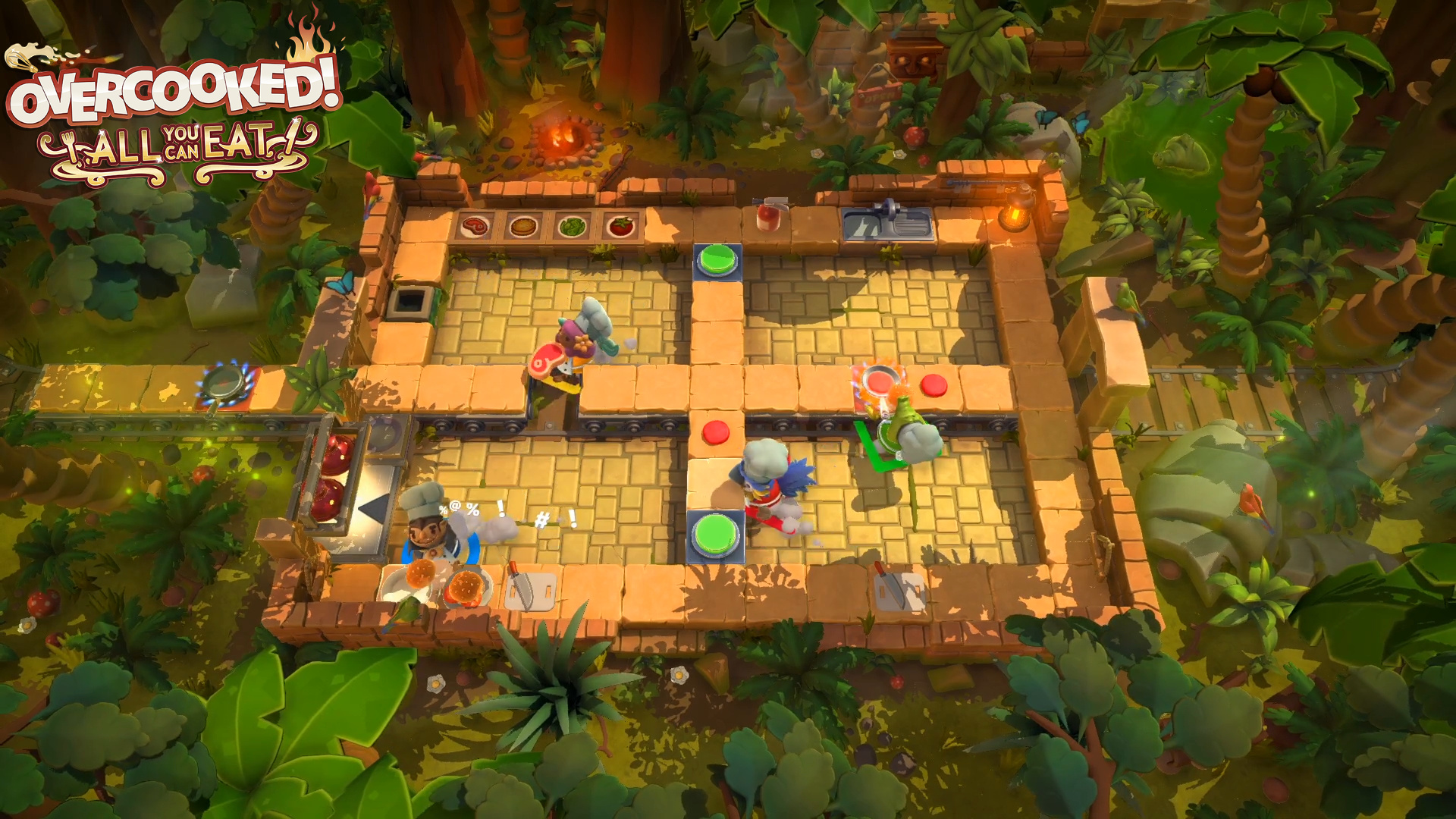 5056208808929 - Overcooked! All You Can Eat - Game-Outlet