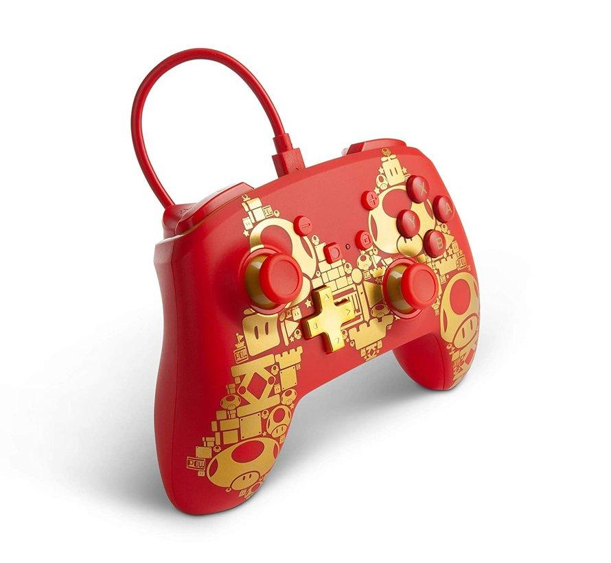 Bedrade Controller voor Switch - Gouden M kopen