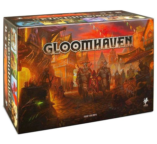 Cephalofair Games Gloomhaven - 2nd Print - Engels