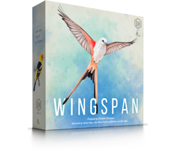 Stonemaier Games Wingspan - EN