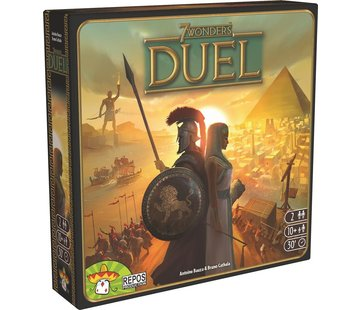 Repos Production 7 Wonders Duel - NL