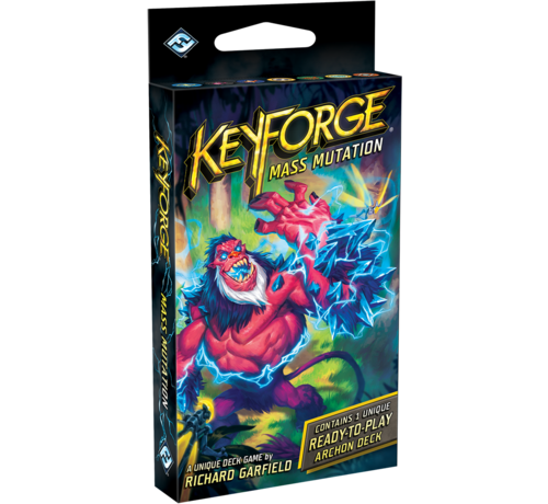 Fantasy Flight Games Keyforge: Mass Mutation - EN