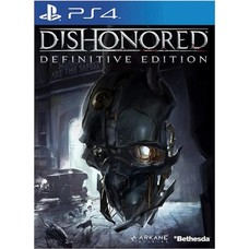 PS4 Dishonored: Definitive Edition