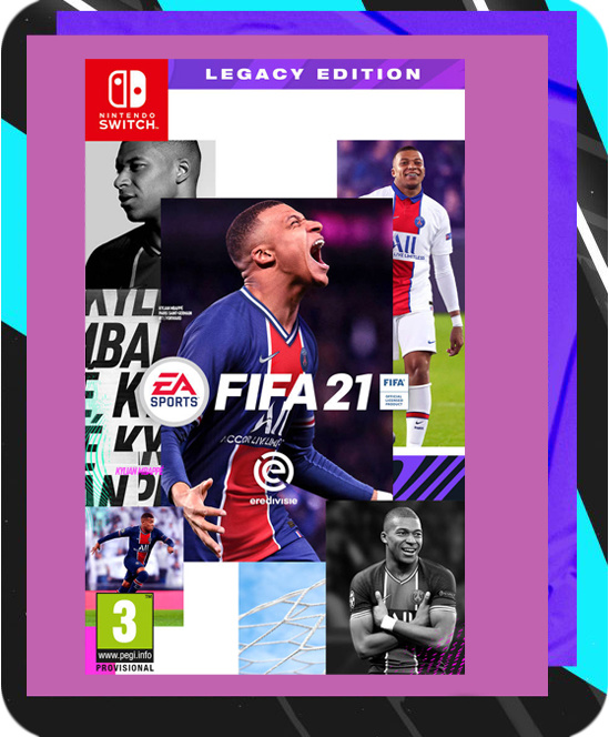 Fifa 21 voor Nintendo Switch - Game-Outlet.nl