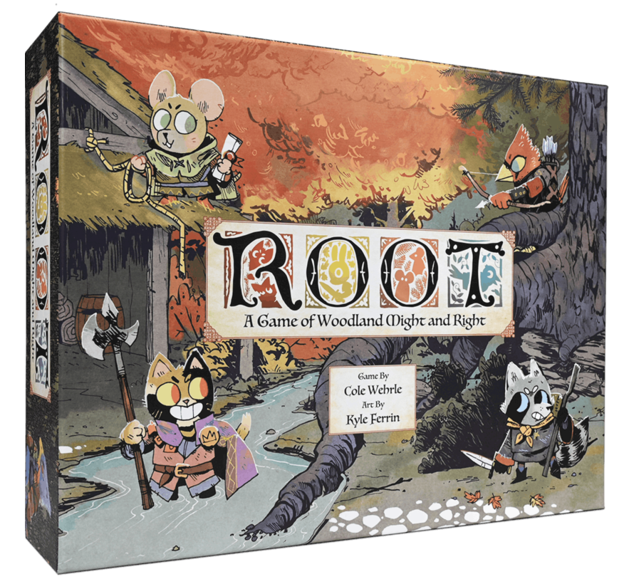 Root: A Game Of Woodland Might & Right - ENG