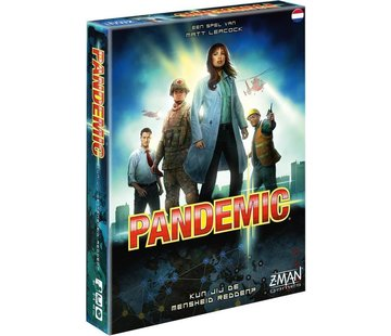 Z-Man Games Pandemic - NL
