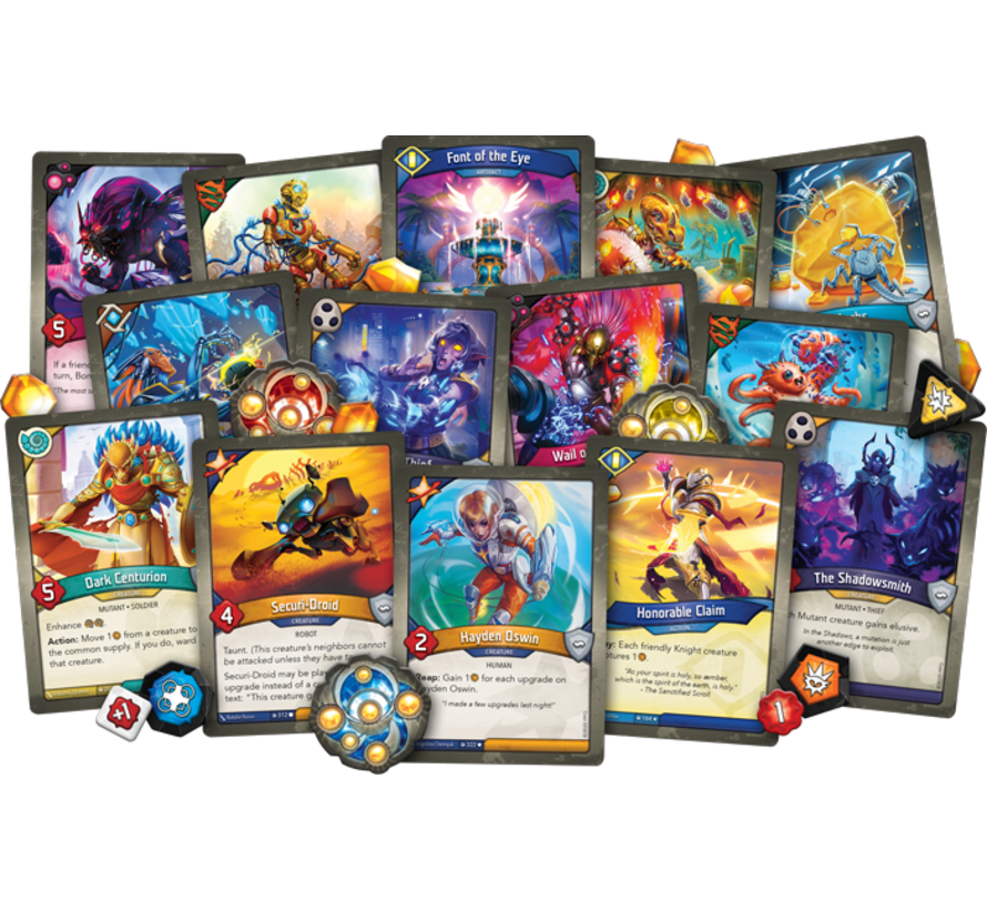 Keyforge: Mass Mutation - EN