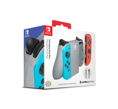 PDP Gaming Switch Joy-Con Charging Grip Plus