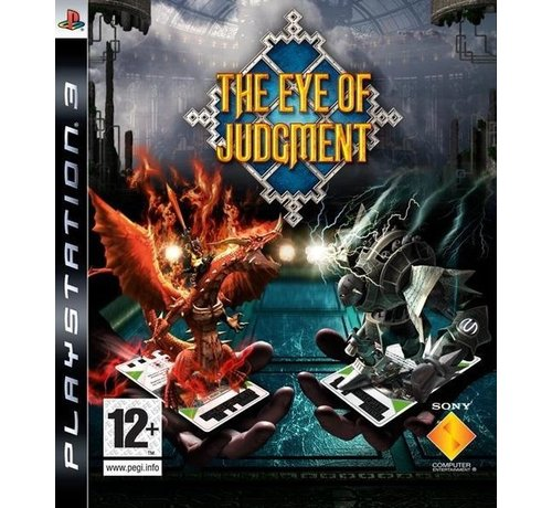 Sony The Eye of Judgment (Game only)