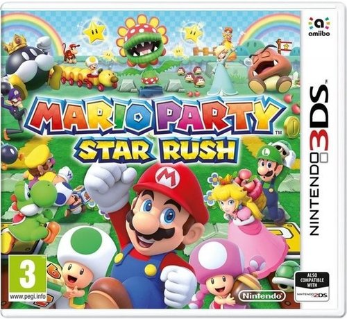 Nintendo Mario Party: Star Rush