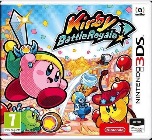 Nintendo Kirby: Battle Royale
