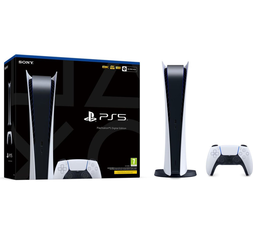 Playstation 5 - Digital  Version  825GB
