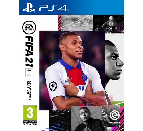 Electronic Arts FIFA 21 (Champions edition, Black Friday Deal!)