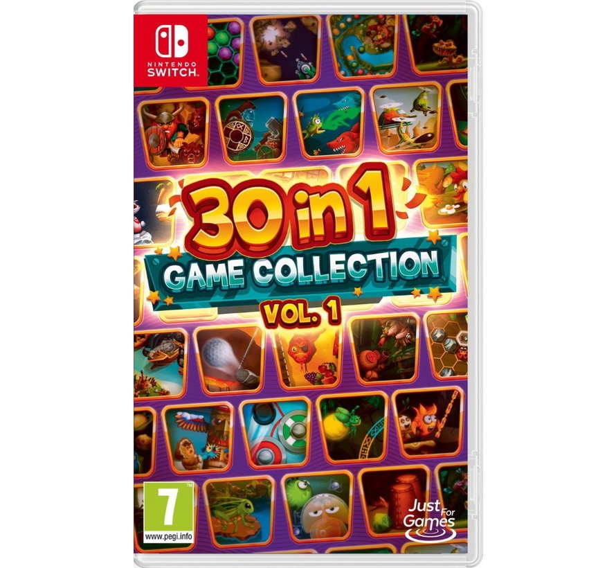 30-in-1 Game Collection Vol. 1