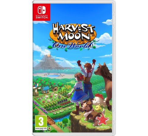 Rising Star Harvest Moon: One World