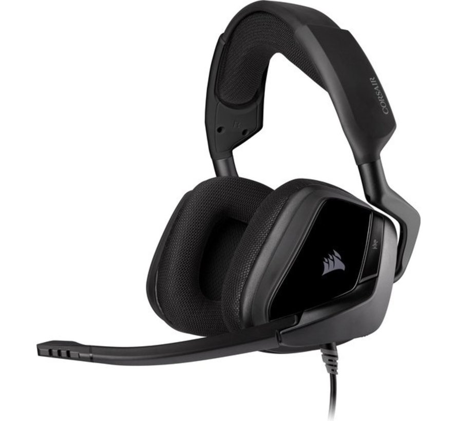 Corsair Void Elite Stereo Gaming Headset 3.5mm Jack - Carbon (PC/PS4/Xbox One/Switch/Mobiele Apparaten)