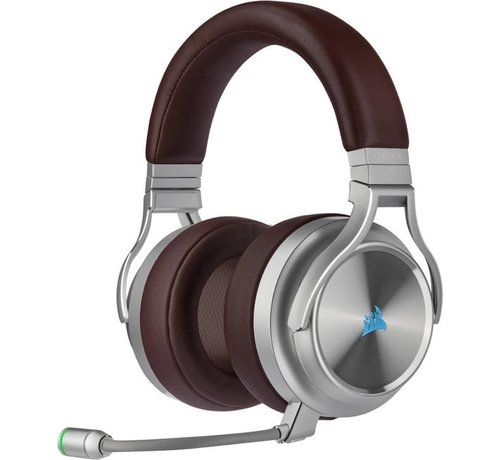 Corsair Virtuoso RGB Wireless SE High-Fidelity Gaming Headset - Brown (PS5/PS4/Xbox One/PC/Nintendo Switch/Mobile Devices) kopen