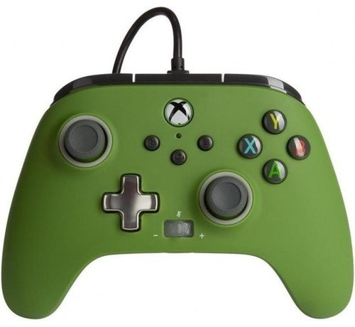 Power A POWER A - Wired Controller Enhanced - Soldier Xbox Series X