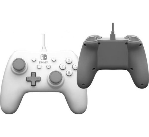 Power A POWER A - Wired Controller White for Nintendo Switch