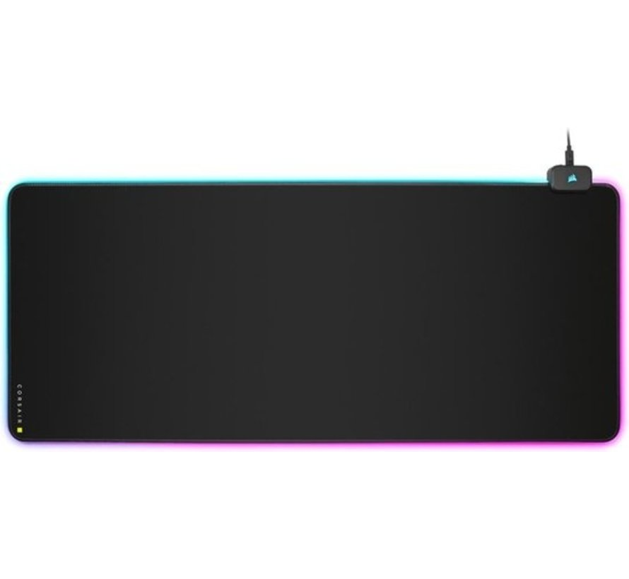 Corsair MM700 RGB Extra Grote Textiel Gaming Muismat - Extended XL