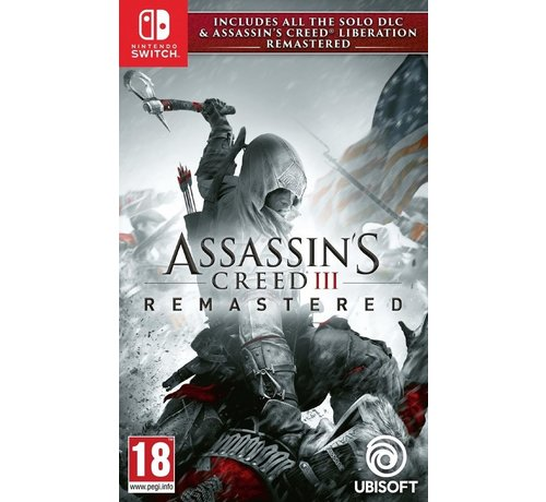 Ubisoft Assassin's Creed 3 + Assassin's Creed Liberation Remastered