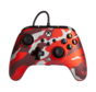 Wired Controller Enhanced - Camo Red Xbox Series X