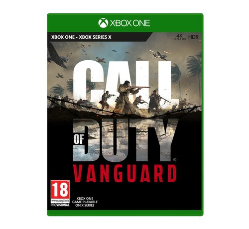 Activision Call Of Duty : Vanguard