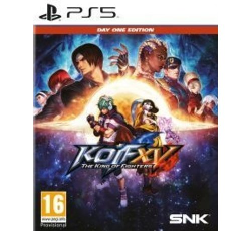 SNK King of Fighters XV - Day One Edition